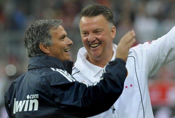 Mourinho & Van Gaal