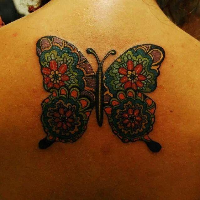 #butterfly #tattoo #mariposa