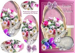 Easter Bunny on Craftsuprint - View Now!