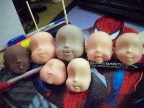 Caras de muñecas para vender y hacer negocio en porcelana fría Tips 6 - YouTube