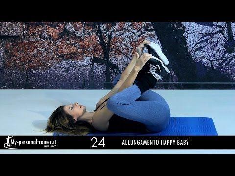 Risveglio muscolare con lo stretching - Fitstretch 02 - - YouTube