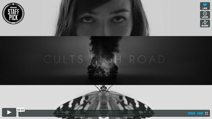 Cults 'High Road' on Vimeo