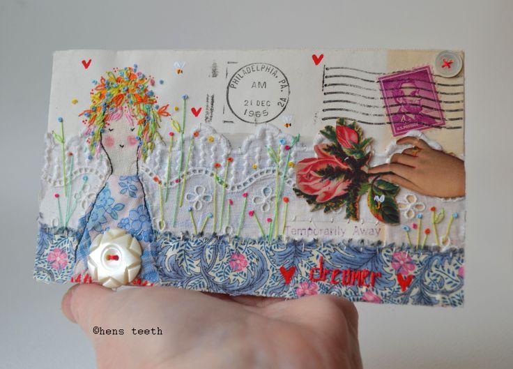 hens teeth : mail art