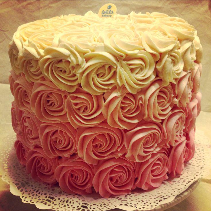Rosecake de lolita bakery