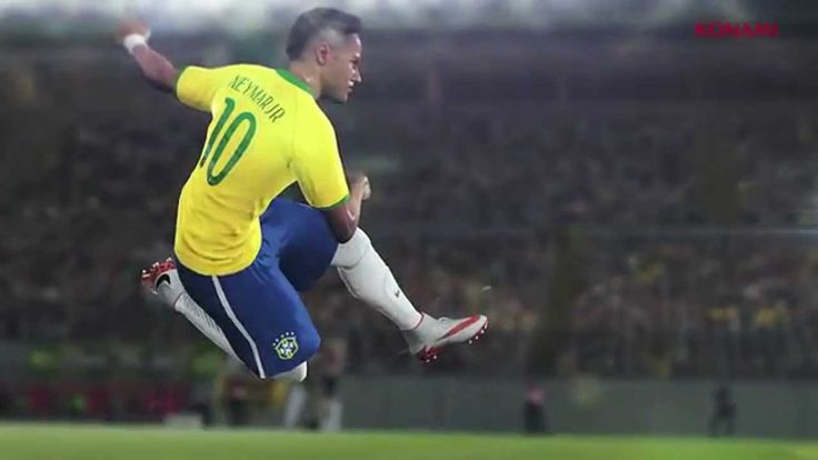 [ New & Official ] PES 2016 E3 Trailer