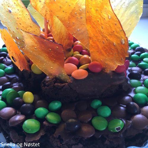 Bålkake   bonfire cake