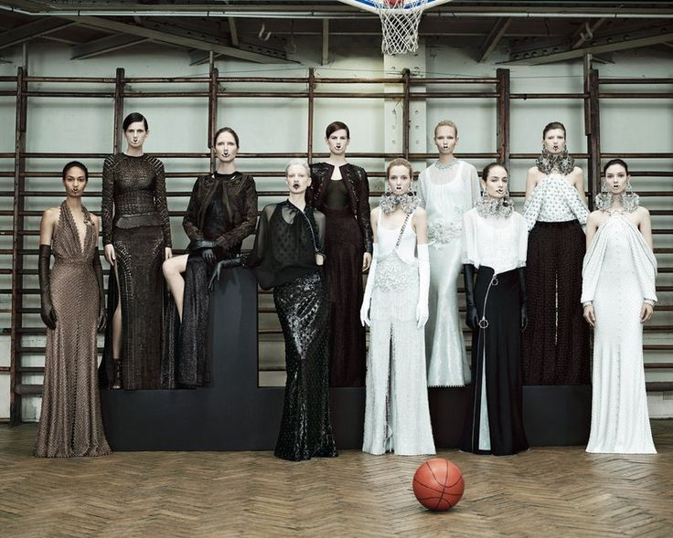 Givenchy Haute Couture S/S 12 Show