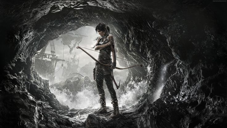 Rise Of The Tomb Raider Game Cave Rain Bow Water Ship Lara  #Bow #Cave #ForGamers #Game #gaming #Lara #Raider #Rain #Rise #Ship #Tomb #Water