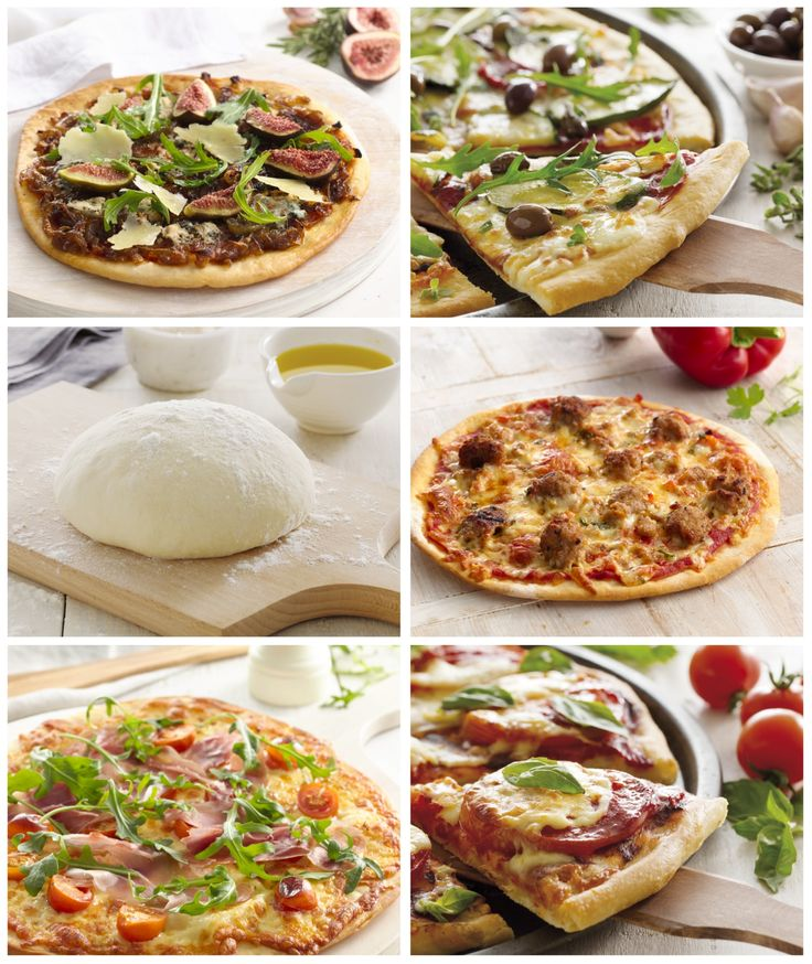 how to make genuine italian pizza dough