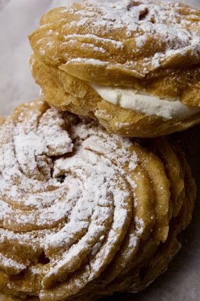 how to make funnel cake in deep fryer