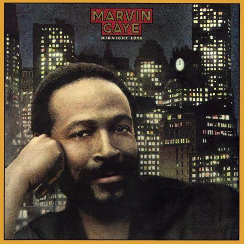 Marvin Gaye Midnight Love