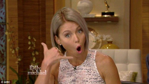 But she still wants to see him: Kelly Ripa said for Justin Bieber to call her after he pos...