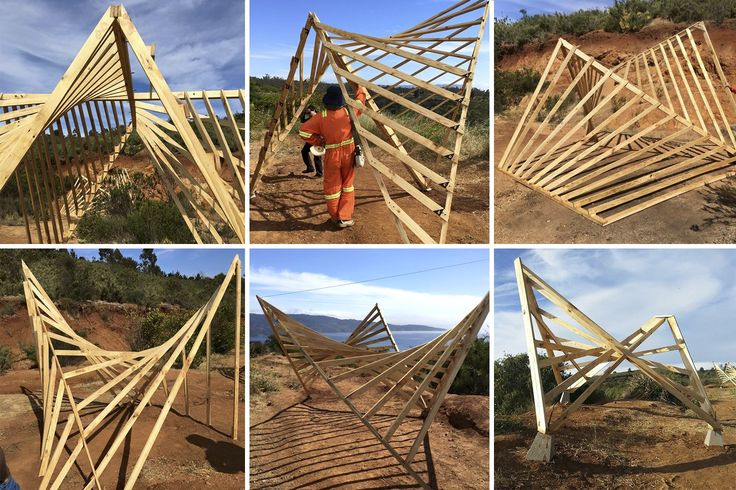 Gallery of Following the Principles of Félix Candela: An Experimental Wood Workshop in Chile - 1