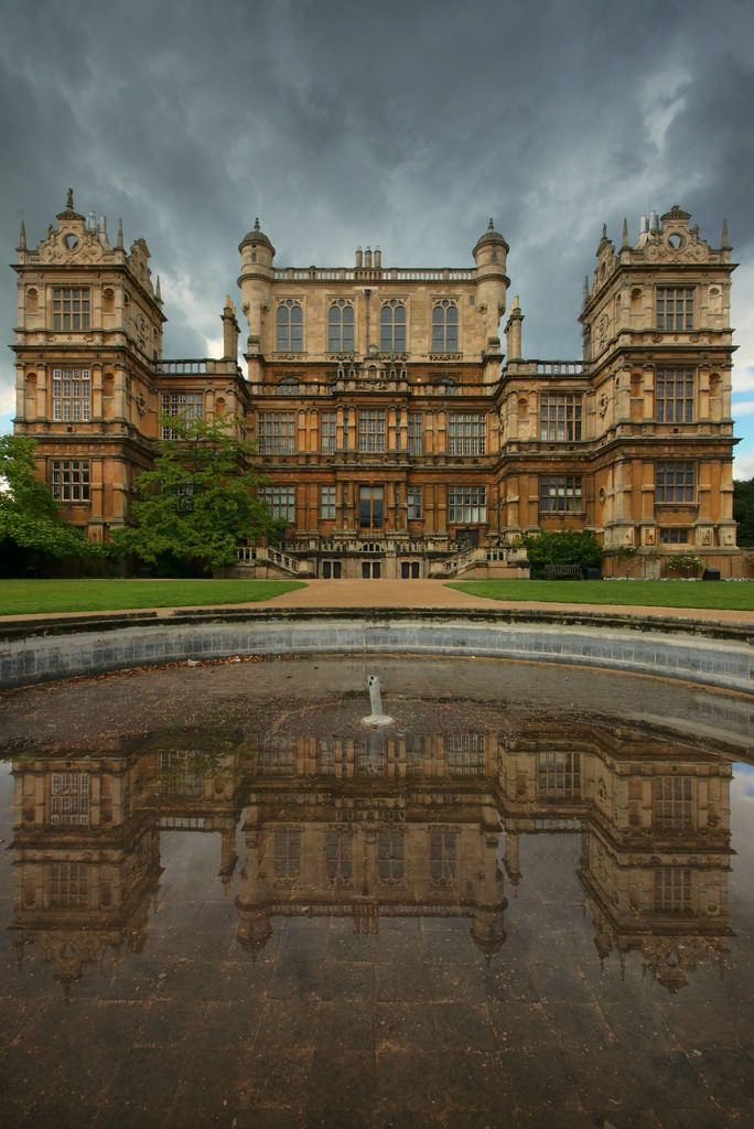 Wollaton Hall, Nottinghamshire, England by Andy Watson1