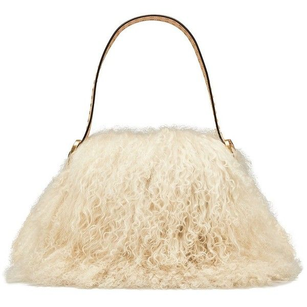 Tory Burch Sawyer Wool Small Shoulder Bag (€670) ❤ liked on Polyvore featuring bags, handbags, shoulder bags, beige, shoulder bag handbag, beige purse, shoulder bag purse, woolen purse and shoulder hand bags