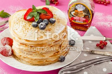#Pancakes And #Original #Canadian #MapleSyrup #Steeves #RoyaltyFree #StockPhoto #editorial #food #dessert #delicious #iStockphoto