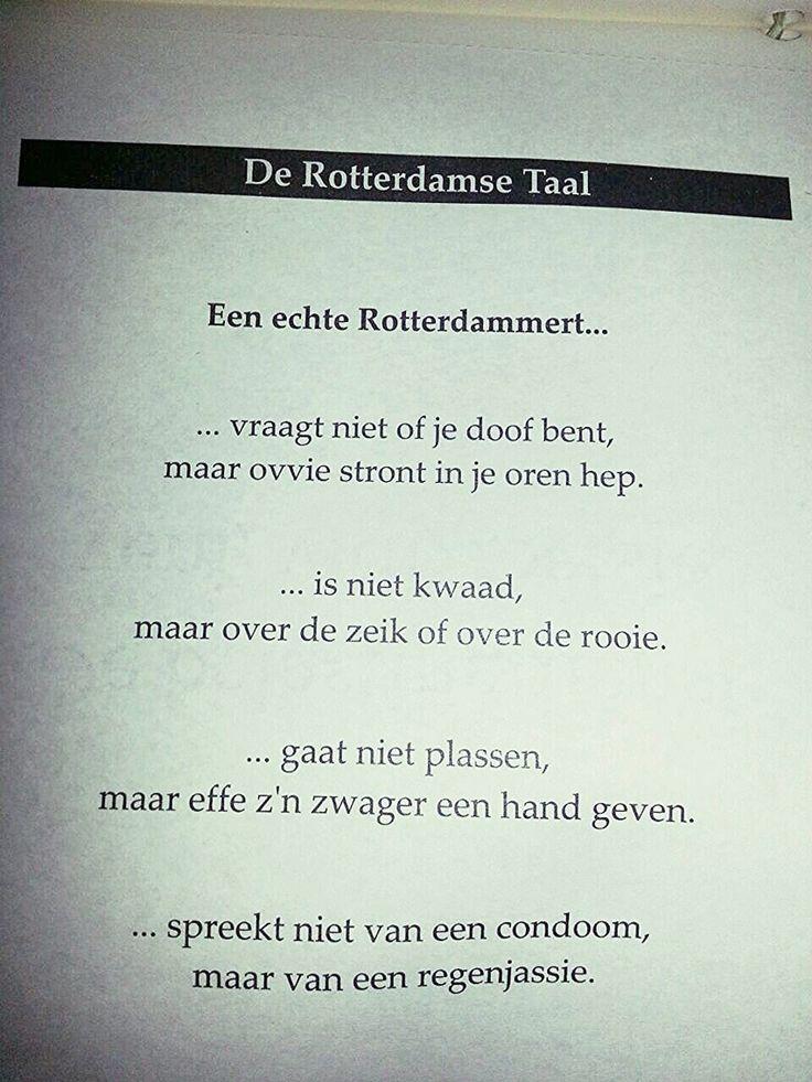 Rotterdams voor beginners :-)