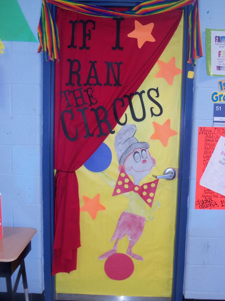 Classroom Decorating Themes High School ~ Images about doors on pinterest one