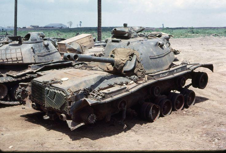 M-48 graveyard.