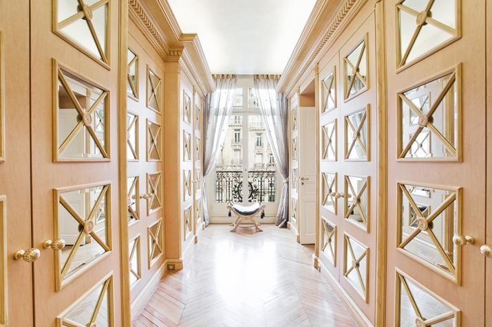 Parisian Apartment - Paris, France. Listed by Paris Ouest Sotheby's International Realty