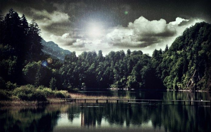 Have you ever found yourself alone in the wilderness? From ghostly apparitions creeping through the trees at night to sightings of strange beasts and mythical creatures here are 13 terrifying paranormal true life tales shared by hikers, campers and hunters.