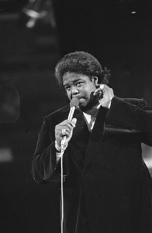 """Barry Eugene Carter -- aka Barry White (September 12, 1944 - July 4, 2003) ... """"You're the First, the Last, My Everything"""""""