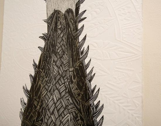 ARTIST A/P - KERERU (HEAD DOWN) | Artist A/P - Kereru (head down) | Flox.co.nz