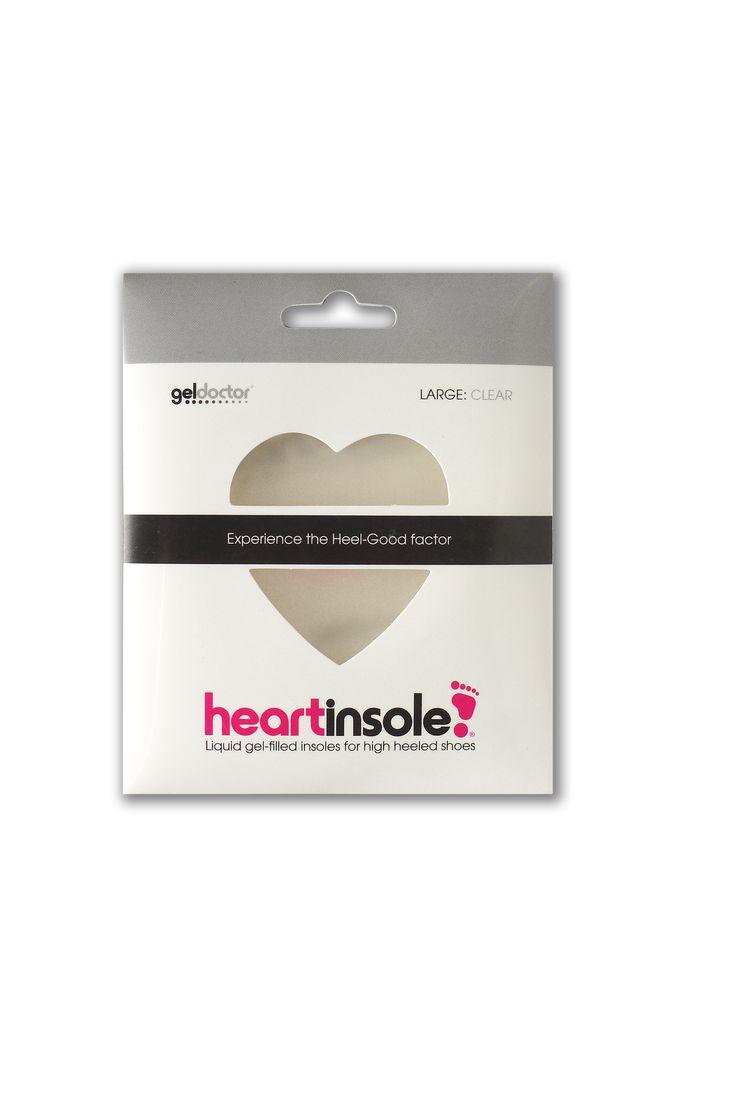 Heart Insoles www.geldoctor.com