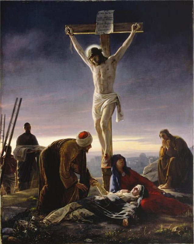 Good Friday: Carl Heinrich, Faith, Carl Bloch, Jesus Christ, Art, Christ Jesus, Crosses, Jesus Save, Christian Explained
