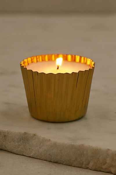 Vanilla Cupcake Candle - Urban Outfitters