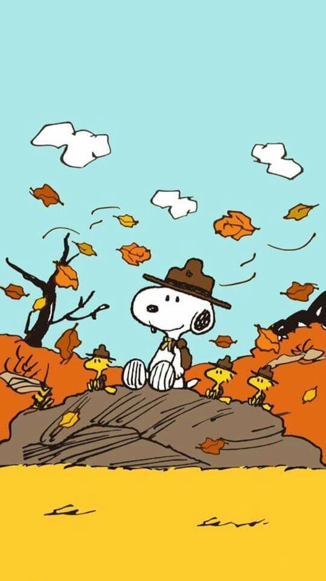 Iphone Wallpaper Snoopy Iphone Snoopy Thanksgivingwallpaperandroid Wallpaper Snoopy Wallpaper Peanuts Wallpaper Snoopy Fall Awesome snoopy thanksgiving wallpaper