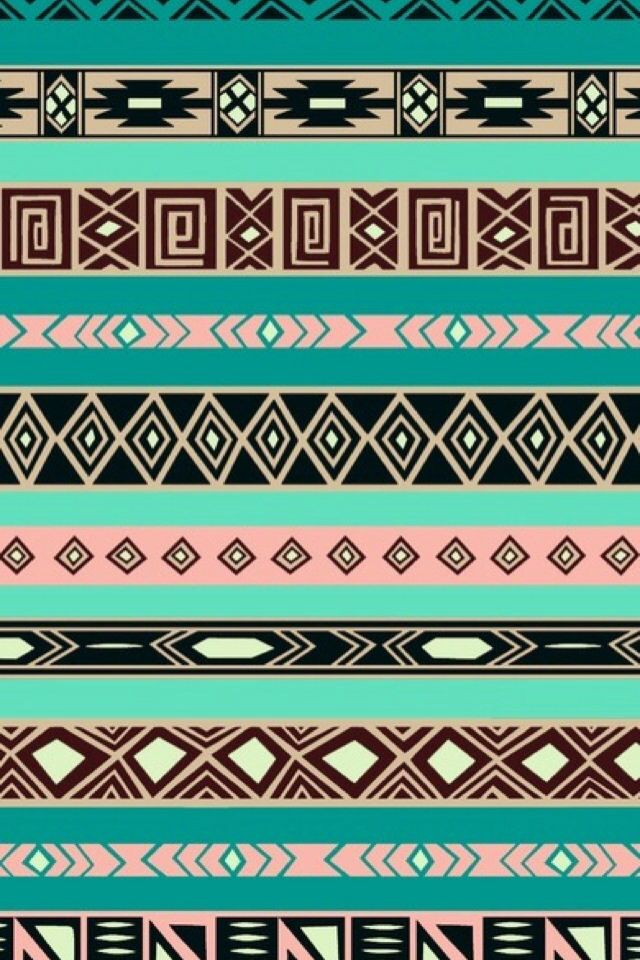 iPhone Wallpaper Aztec/Tribal tjn | Tribal wallpaper ...