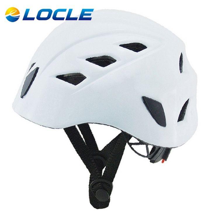 27.48$  Watch more here  - LOCLE Outdoor Mountain Climbing Equipment Mountain Climbing Helmet Safety Helmet Rock Climbing Helmet