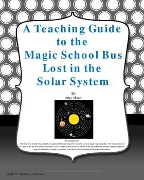 The Magic School Bus Lost in the Solar System: A Teaching ...