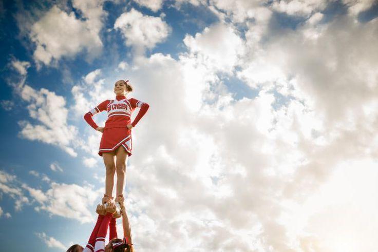 I got 100% Correct.         Cheer Captain. Quiz: Cheerleading 101