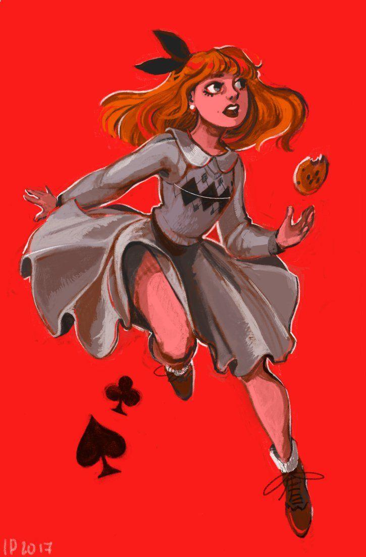 Just Alice by Madjsteie.deviantart.com on @DeviantArt