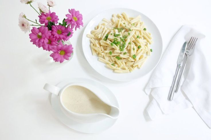 Béchamel sauce is extremely easy to make and it requires only five ingredients. Recipe on Jonny Hetherington Essentials website.