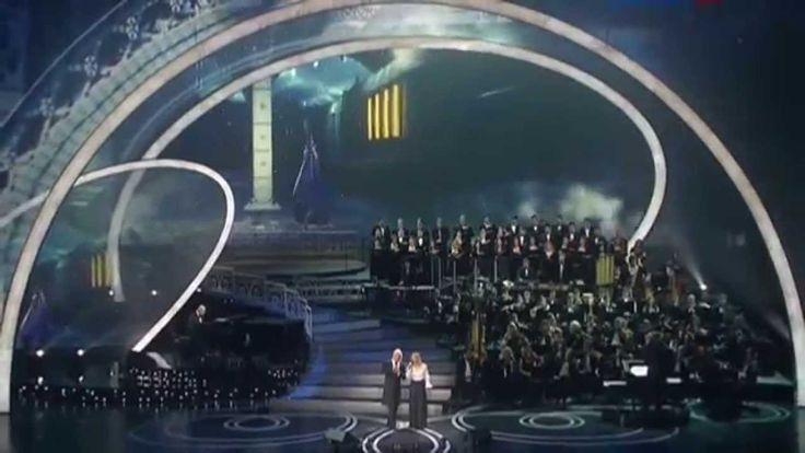 "Dmitri Hvorostovsky & Lara Fabian ""Toi et moi"" Live Kremlin Palace 2014"