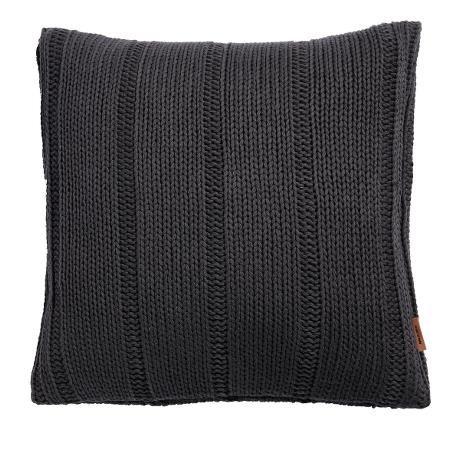 Pillow Nad Cotton Grey incl.