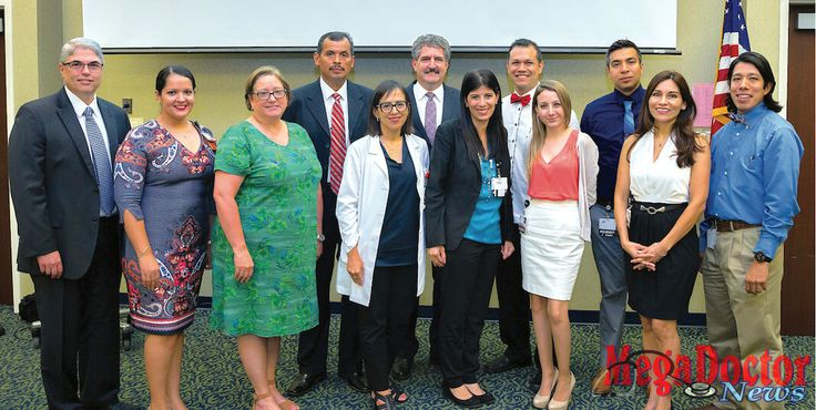 The University of Texas Rio Grande Valley welcomed the inaugural cohort of medical residents for its Family Practice Residency Program with Knapp Medical Center.