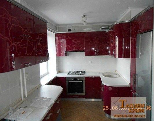 Кухонная мебель на заказ фото 103