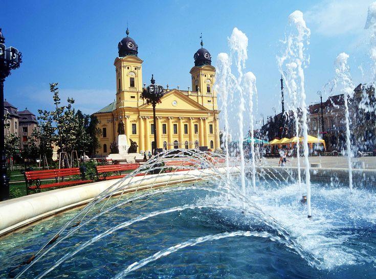 Nagytemplom Debrecen