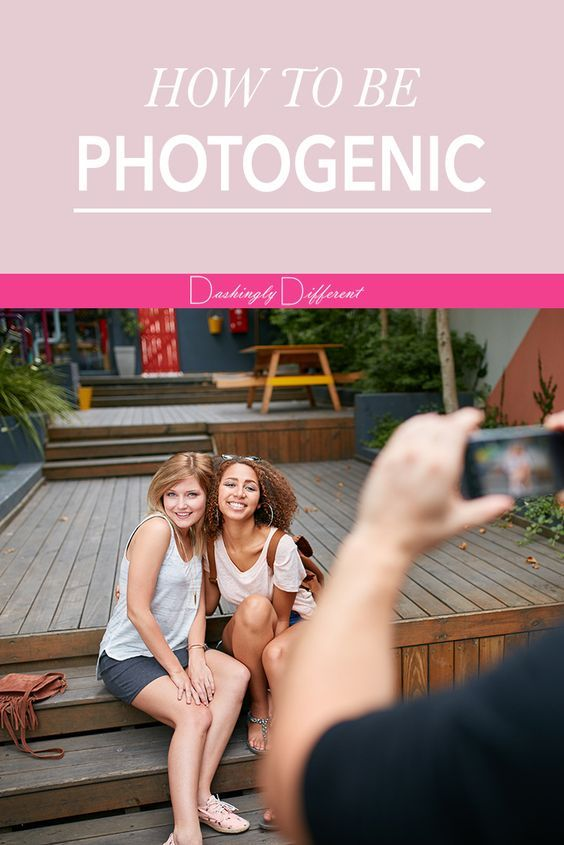 Do you have a friend who looks absolutely perfect in pictures and wish you could be photogenic too? Check out these tips to learn some of the ways you can!