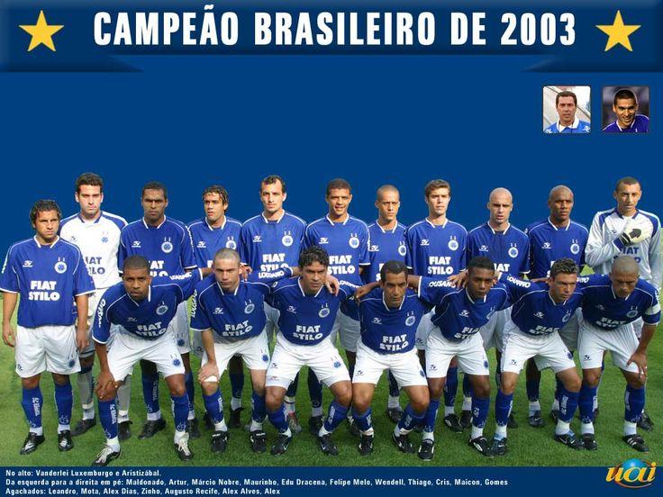Campeão Brasileiro em 2003