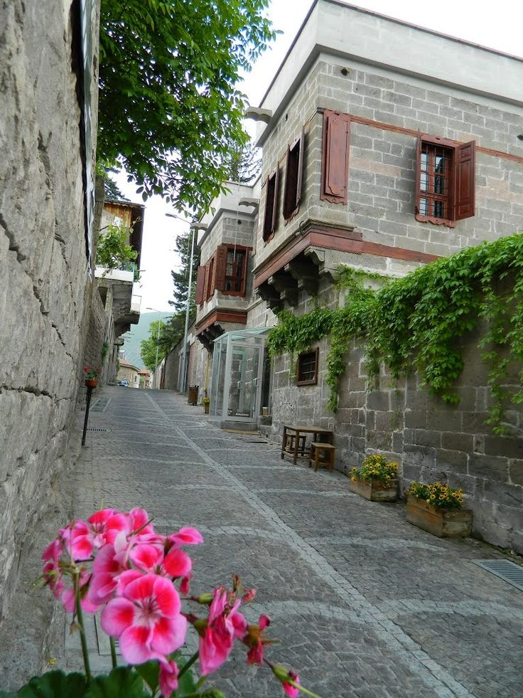 Yaman Dede Culture and Art House / Talas, Kayseri, Turkey....By Emel Yamanturk
