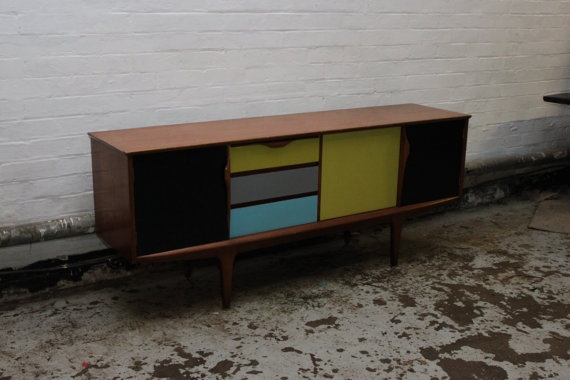 Teak 1960s/70s Danish style sideboard by Seed Furniture