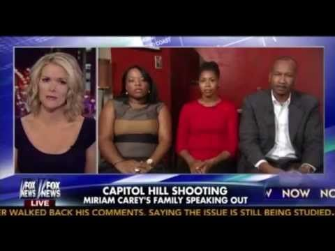 Megyn Kelly Interviews Family Of Miriam Carey Who Was Shot by DC Police ...