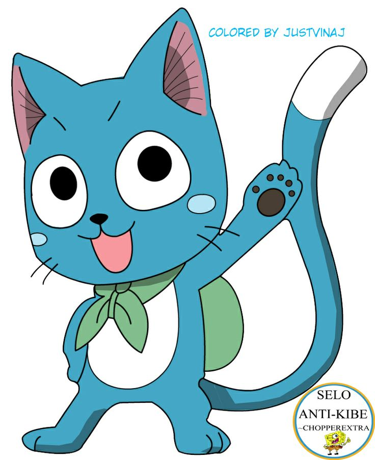 Happy By Zweite On Deviantart Fairy Tail Tattoo Fairy Tail Drawing Fairy Tail Happy