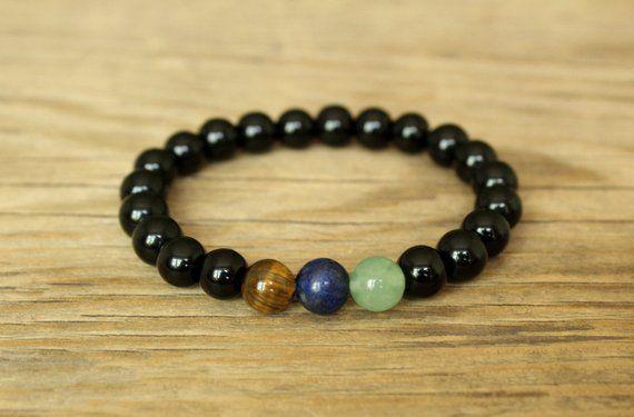 Women bracelet mens bracelet cleansing energy attract money good