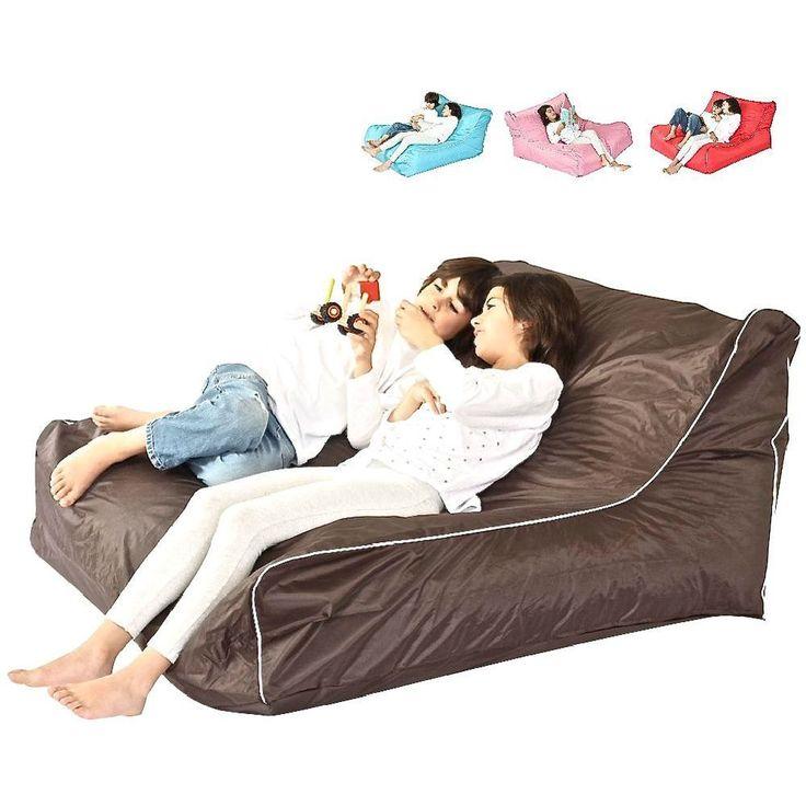 17 best images about big bag sofa on pinterest bean bag chairs big design and large ottoman. Black Bedroom Furniture Sets. Home Design Ideas